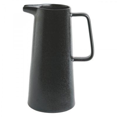 Greta black jug