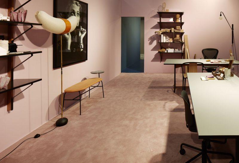 Stockholm furniture fair, colour trend, hellopeagreen, interiors blog, Lotta Agaton