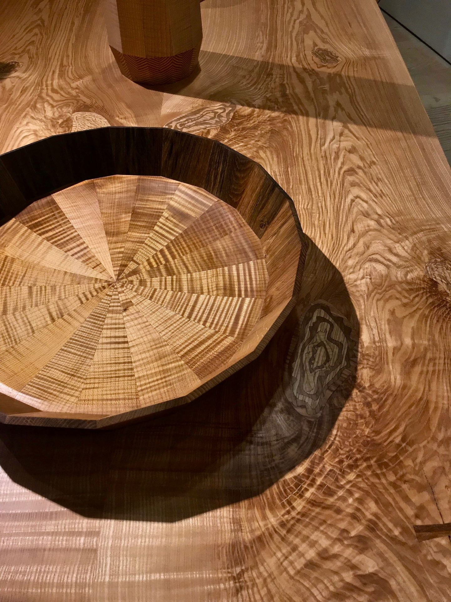 Collect 2018, Contemporary Craft, interiors blog, hellopeagreen, the International Art Fair For Contemporary Objects, Craft Council, Woodwork, Jan Hendzel