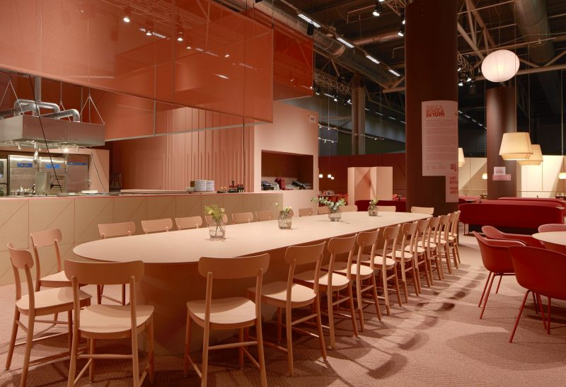 Stockholm furniture fair, colour trend, hellopeagreen, interiors blog, Note Design Studio
