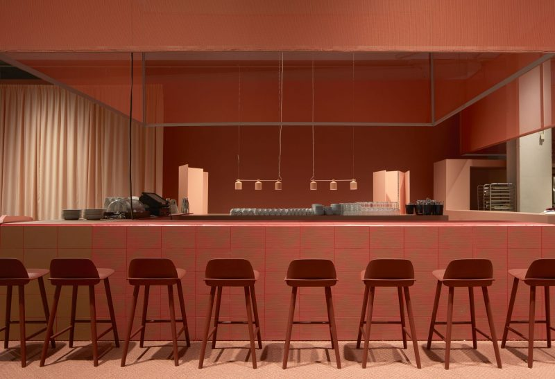 Stockholm furniture fair, colour trend, hellopeagreen, interiors blog, Note Design Studio