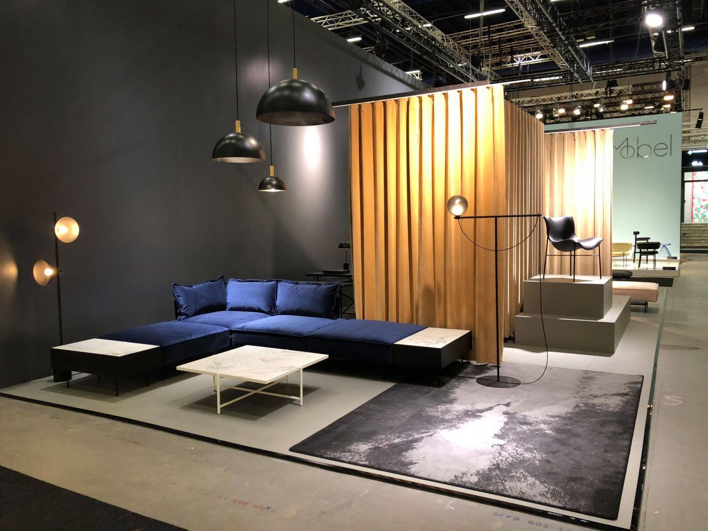 Stockholm furniture fair, hellopeagreen, Hardvark, interiors blog, trade show report