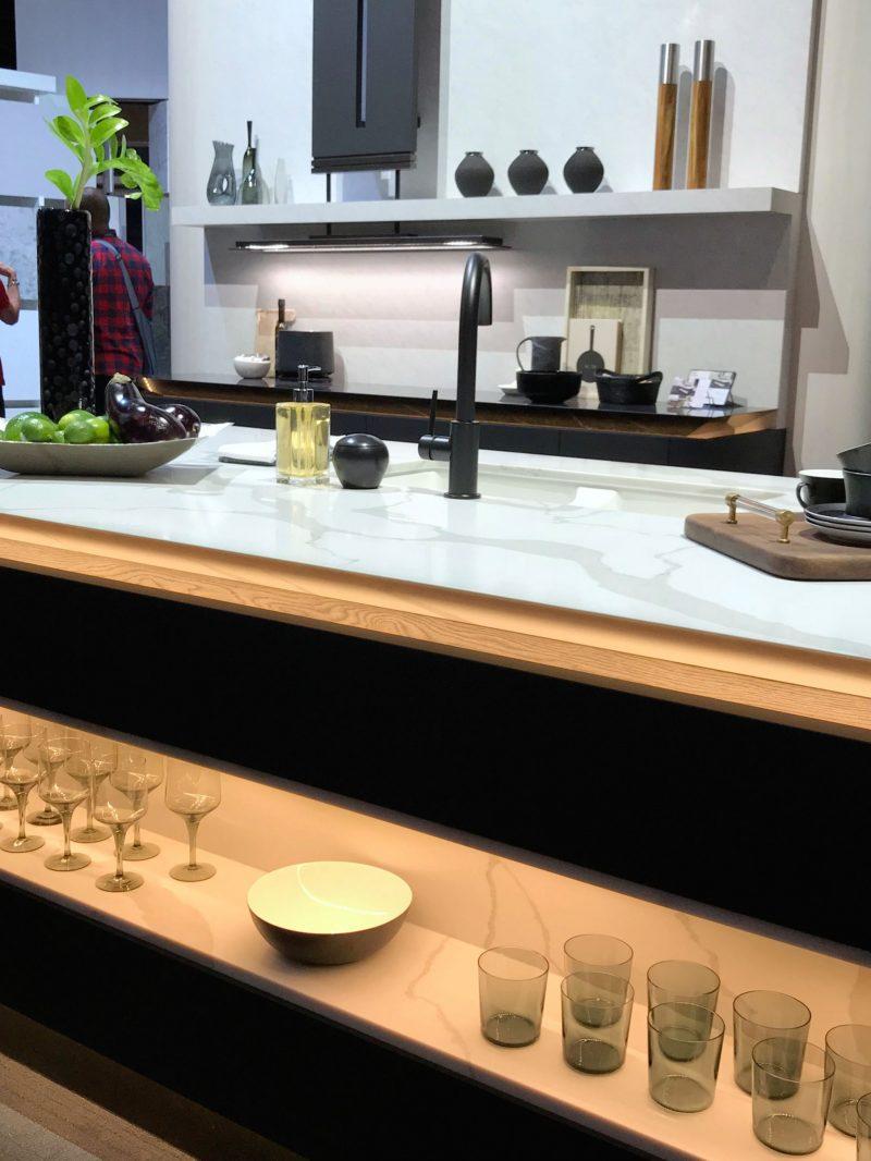 hellopeagreen, KBIS, blogtour KBIS, Kitchen and bathroom design, Wilsonart, luxury design on a budget, kitchen design, laminate