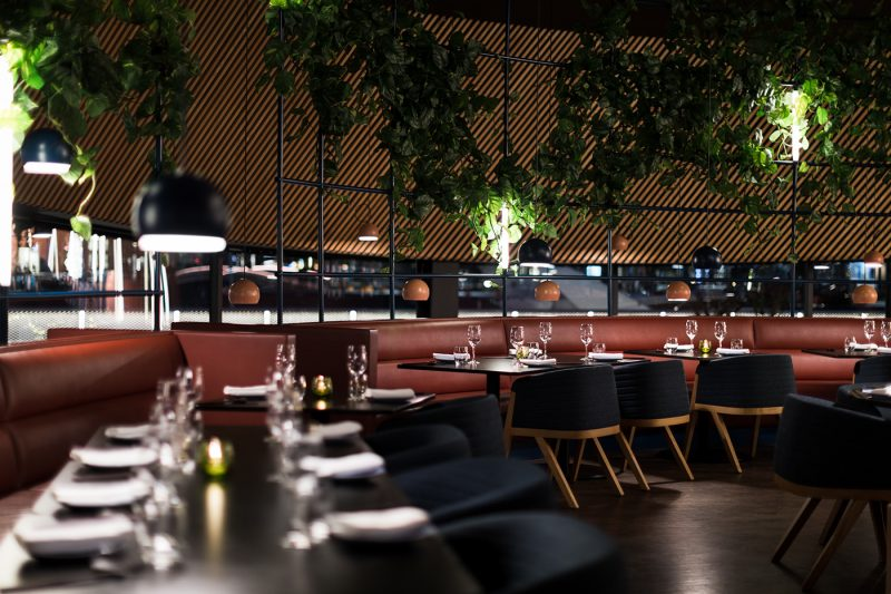 Oslo, design travel, ling ling Oslo, restaurant design, hellopeagreen, Radius, Nulty lighting, interior blog