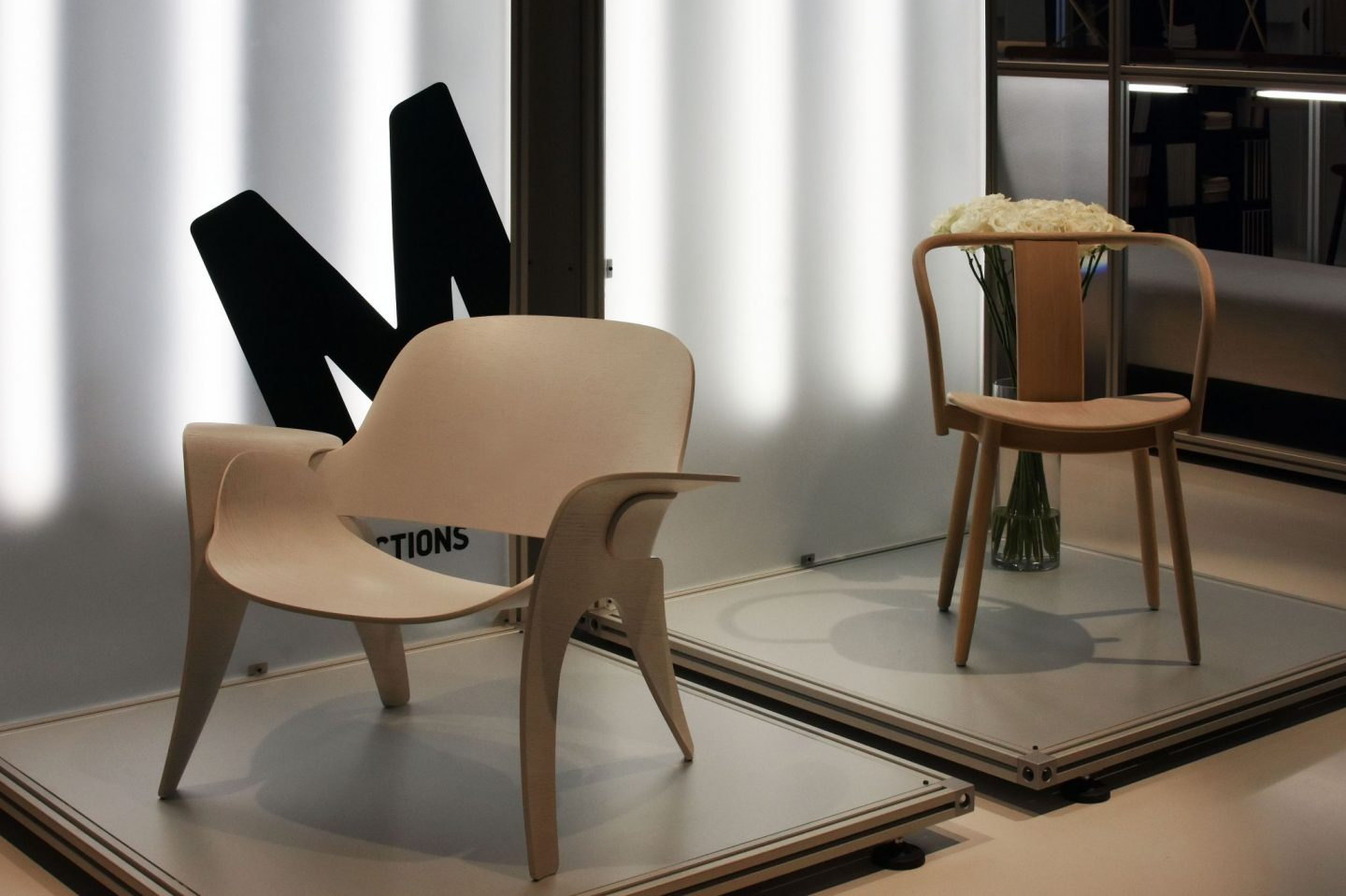 Stockholm furniture fair, hellopeagreen, Warm nordic, interiors blog, trade show report