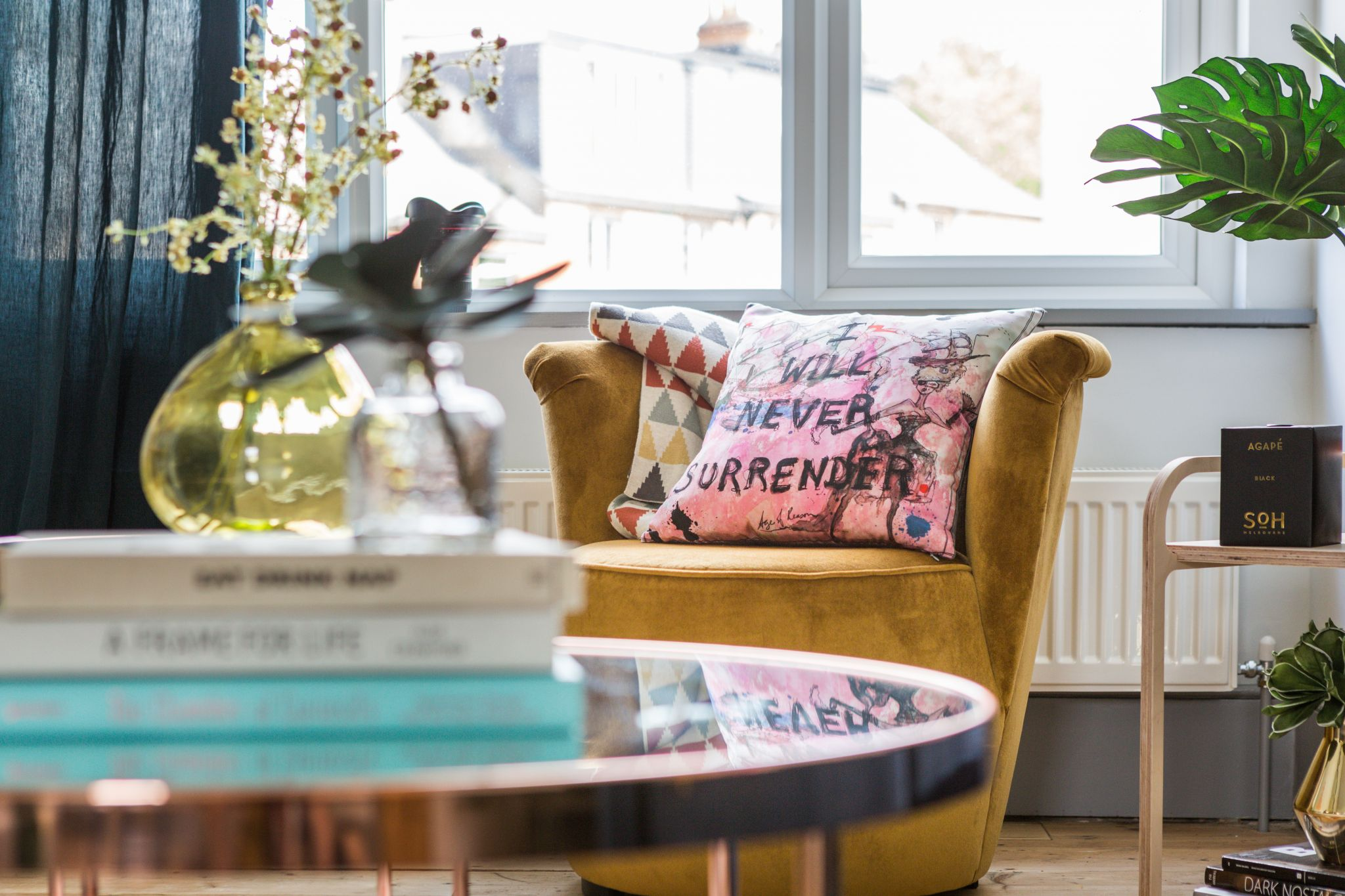Style A Living Room Challenge With The