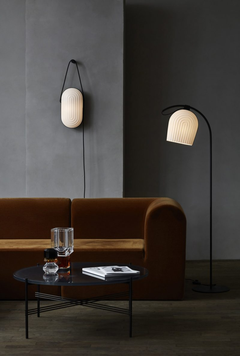ARC Table Lamp, Le Klint, hellopeagreen, interiors blogger, Scandinavian design, Stockholm Furniture and Light Fair