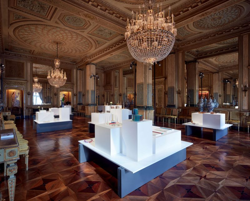 Interior design, design travel, Barbara Barry, Swarovski, hellopeagreen, Milan with Barbara Barry