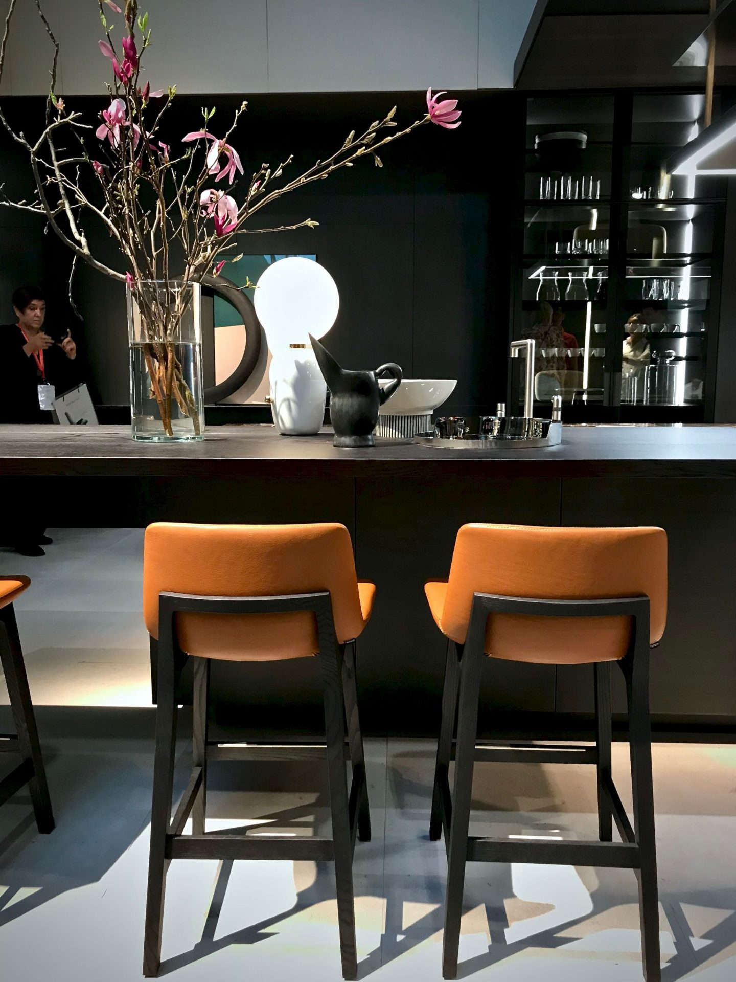 Poliform kitchen, Eurocucina, highlights from Salone del Mobile 2018, via hellopeagreen, interior blogger