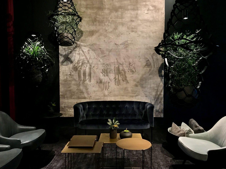 Walter Knoll, highlights from Salone del Mobile 2018, via hellopeagreen, interior blogger