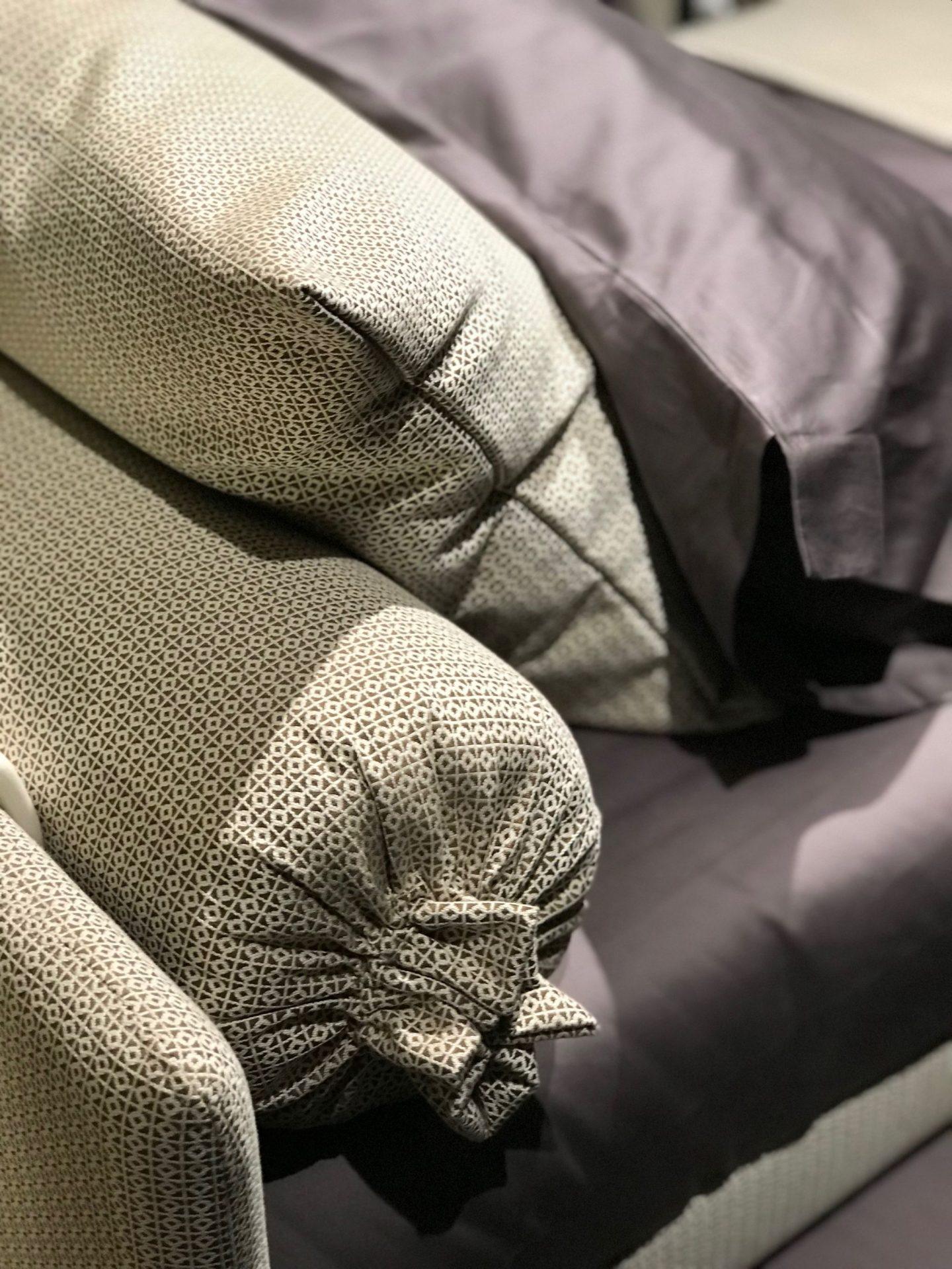 flou, bedlinen, highlights from Salone del Mobile 2018, via hellopeagreen, interior blogger