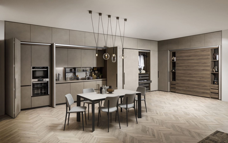 key trends from Eurocucina, Eurocucina 2018, kitchen trends, hellopeagreen