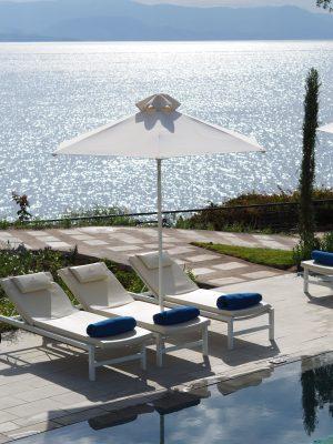 Sea View, Ultimate Luxury, Corfu 2018, Grecotel Corfu Imperial, Hello Peagreen, travel blogger