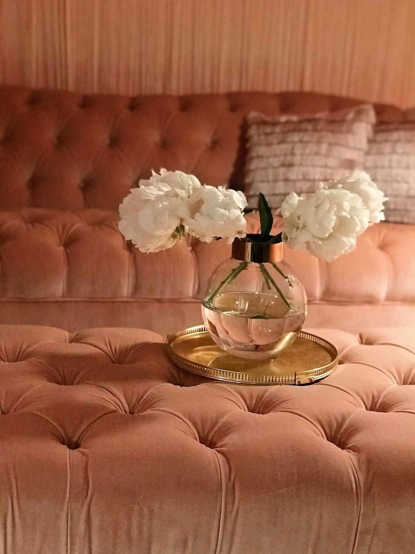 DFS House of Colour Event, hello peagreen, colour hunting, choosing colour for a sofa