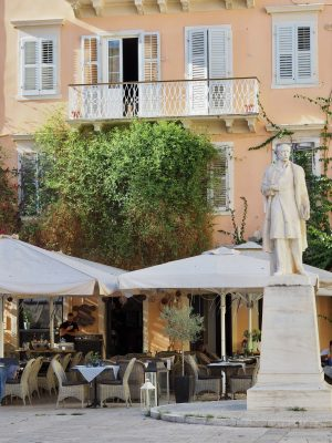 UNESCO, Corfu Town, Ultimate Luxury, Corfu 2018, Grecotel Corfu Imperial, Hello Peagreen, travel blogger
