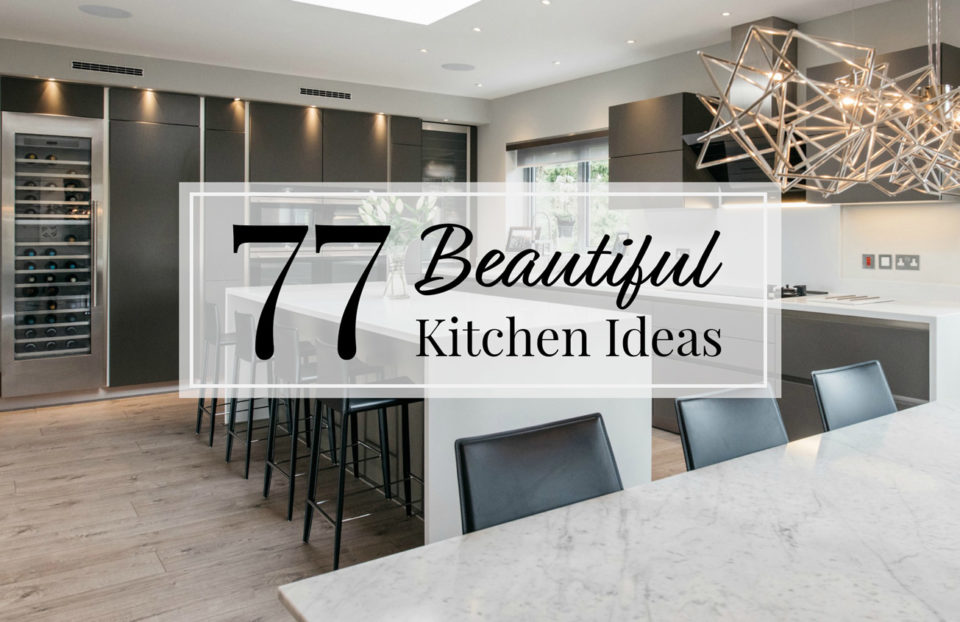Beautiful kitchen ideas, Luxpad, Kitchen design, Kitchen Decor Ideas, hellopeagreen, interiors blogger