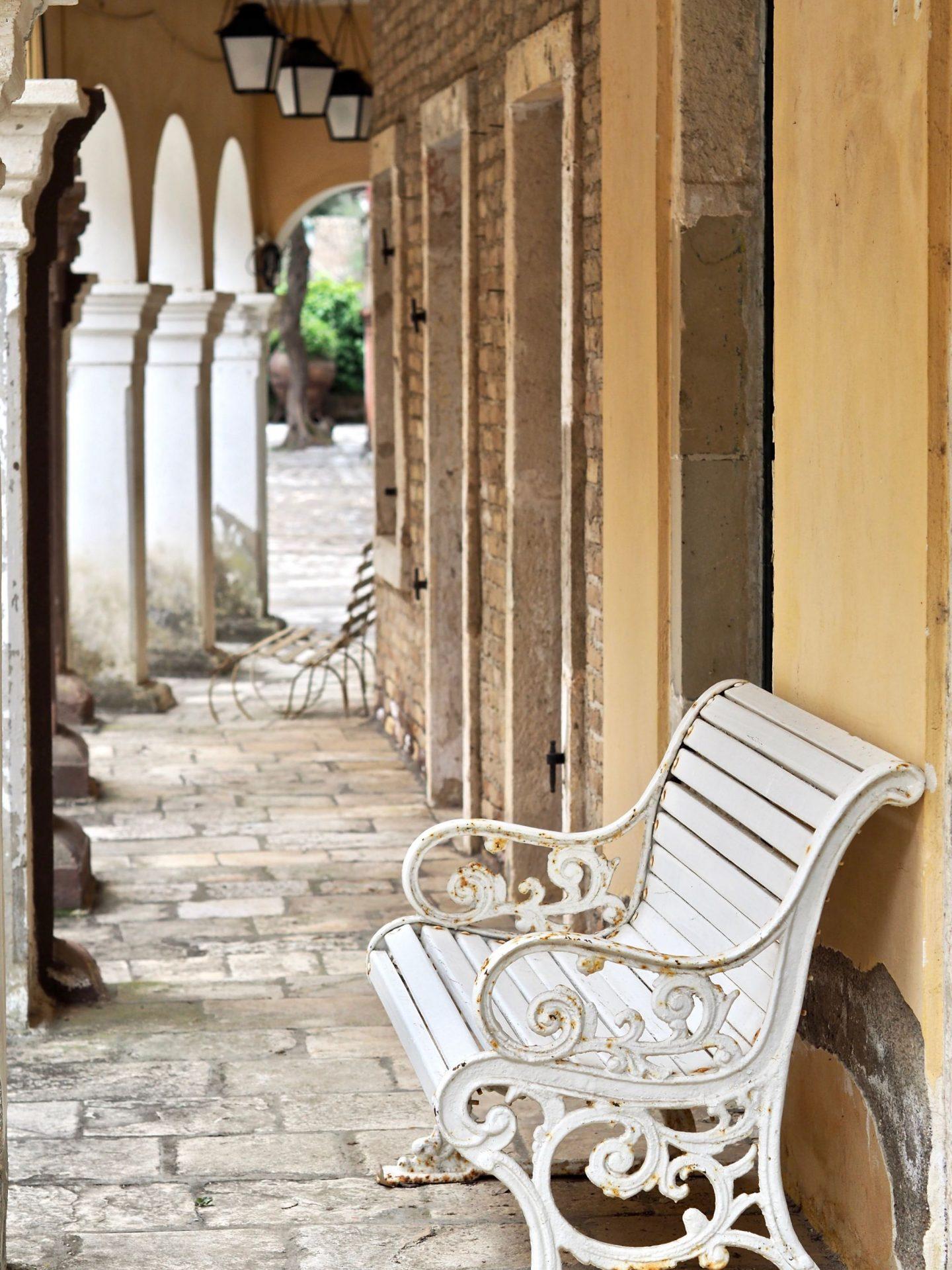 Danilia Village, UNESCO, Corfu Town, Ultimate Luxury, Corfu 2018, Grecotel Corfu Imperial, Hello Peagreen, travel blogger