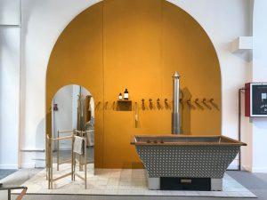 Milan Design Week, Hemma Stories from Home, hellopeagreen, Scandinavian Design, interiors blogger, colour trend