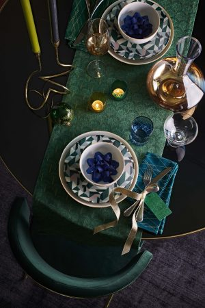 John Lewis, Christmas in July, hello peagreen, interior blogger, colour hunting for christmas