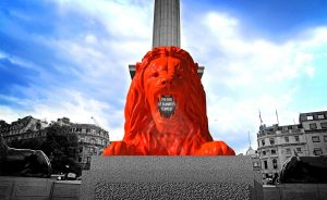 the hello peagreen guide to the London design festival, hello peagreen, Es Devlin Please Feed the Lions