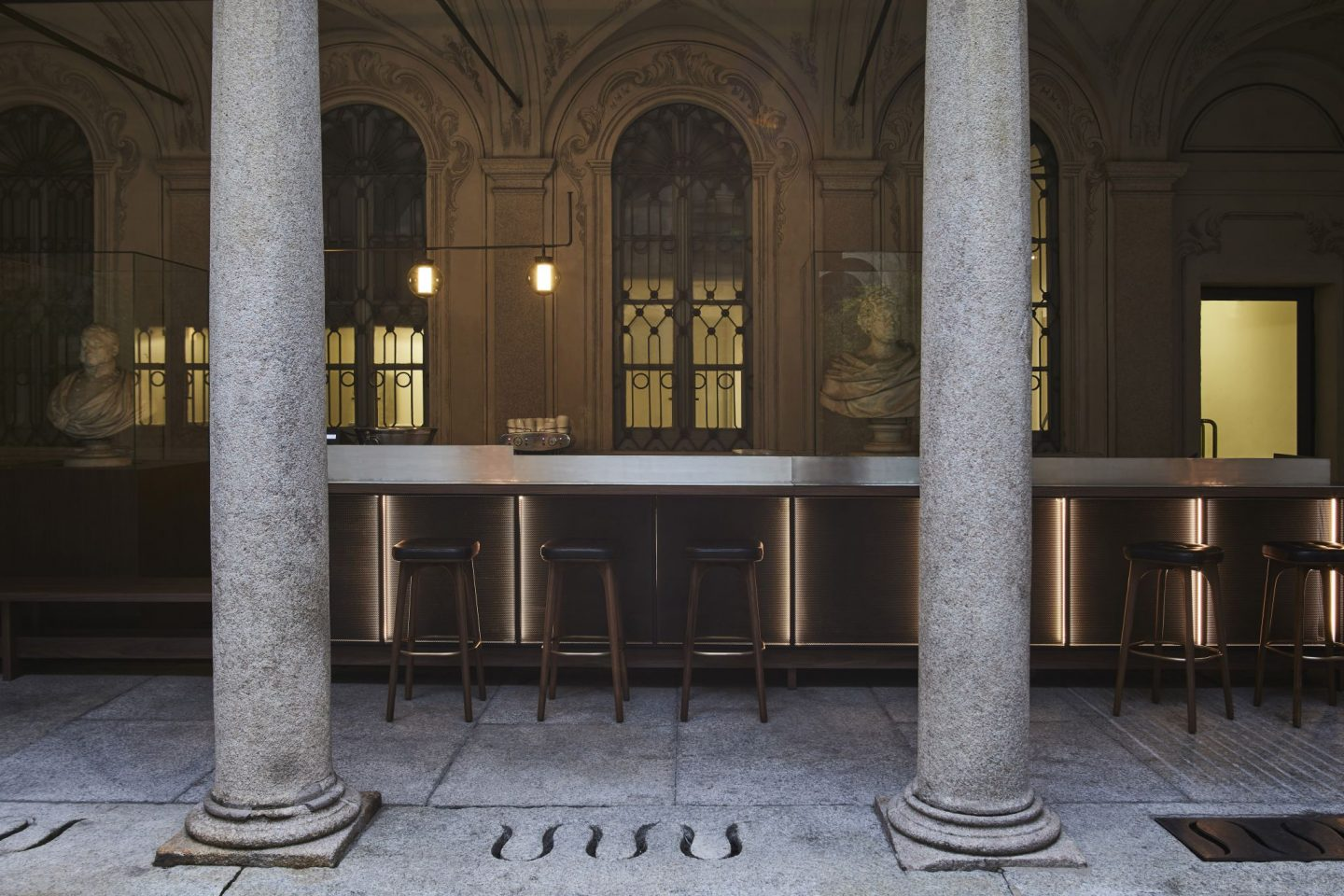 Elle Decor Grand Hotel the Invisible Rooms by Neri&Hu, Hellopeagreen, Milan, travel