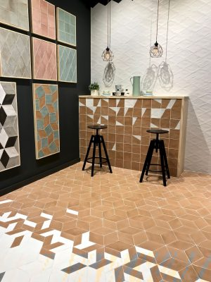 Tile trends for 2019 from Cersaie, hello peagreen, interiors blog