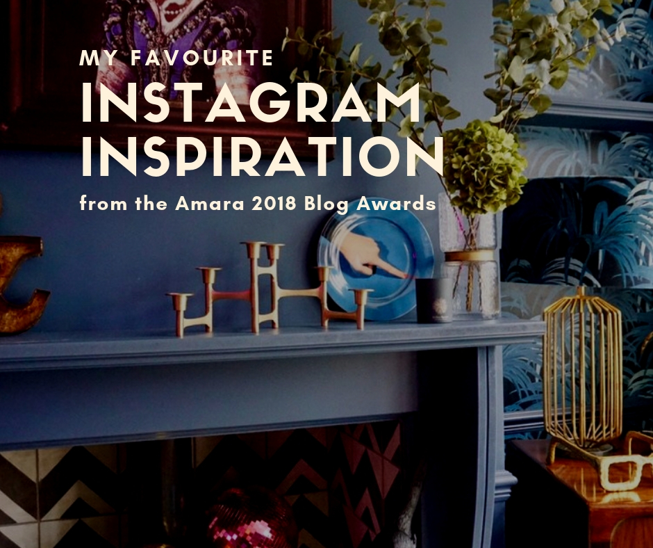 Instagram inspiration for November, Amara blog awards 2018, best written blog, hello peagreen