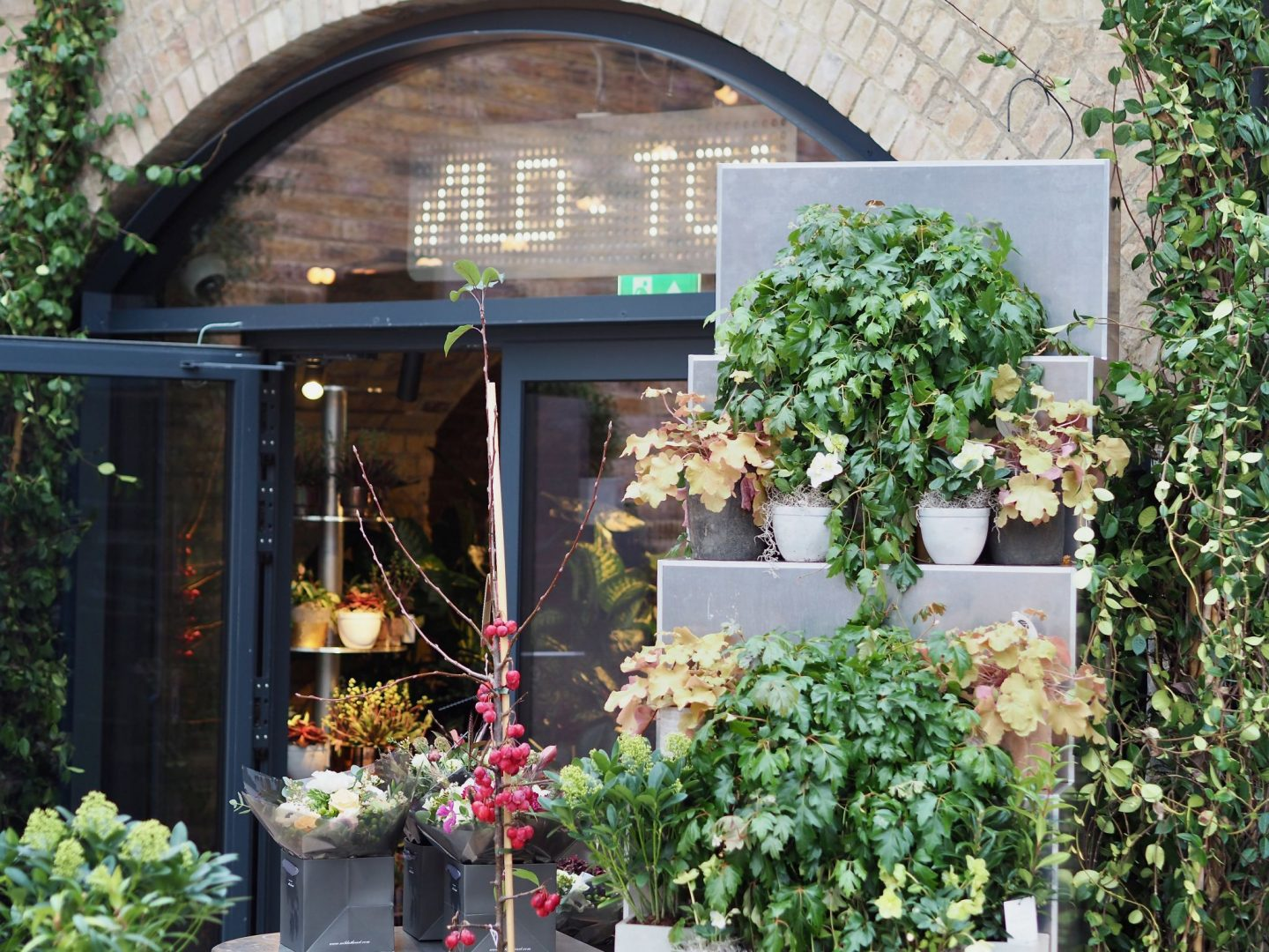 Coal Drops Yard, Tom Dixon, Coal Office, Mary Middleton for Hello Peagreen