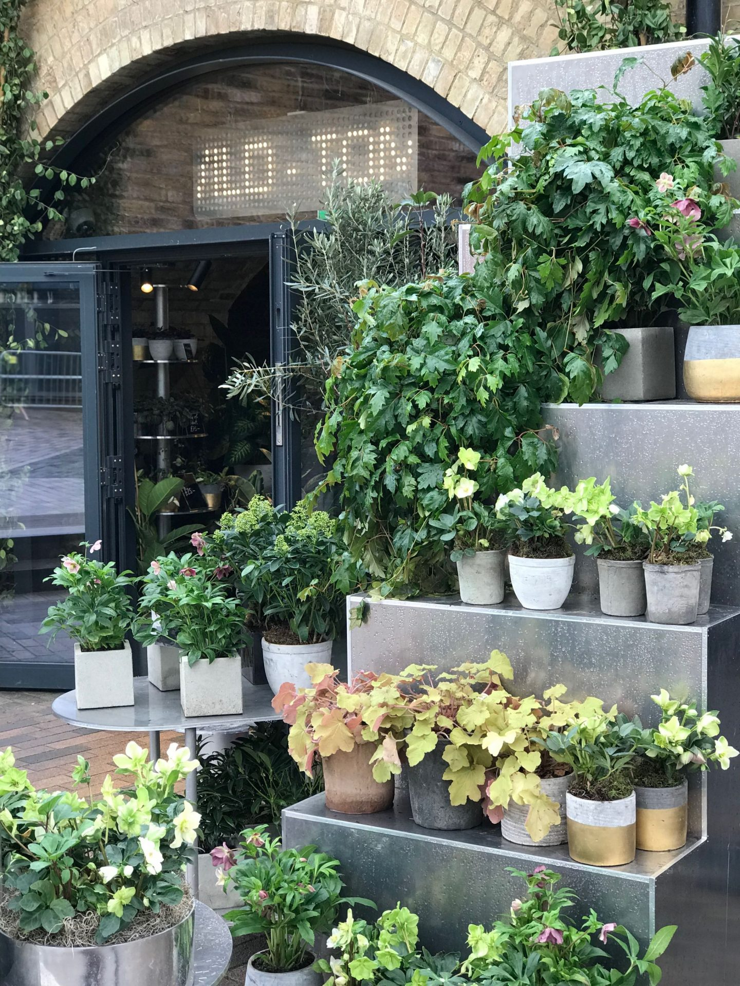 Coal Drops Yard, Tom Dixon, Coal Office, Nikki Tibbles Wild, Mary Middleton for Hello Peagreen