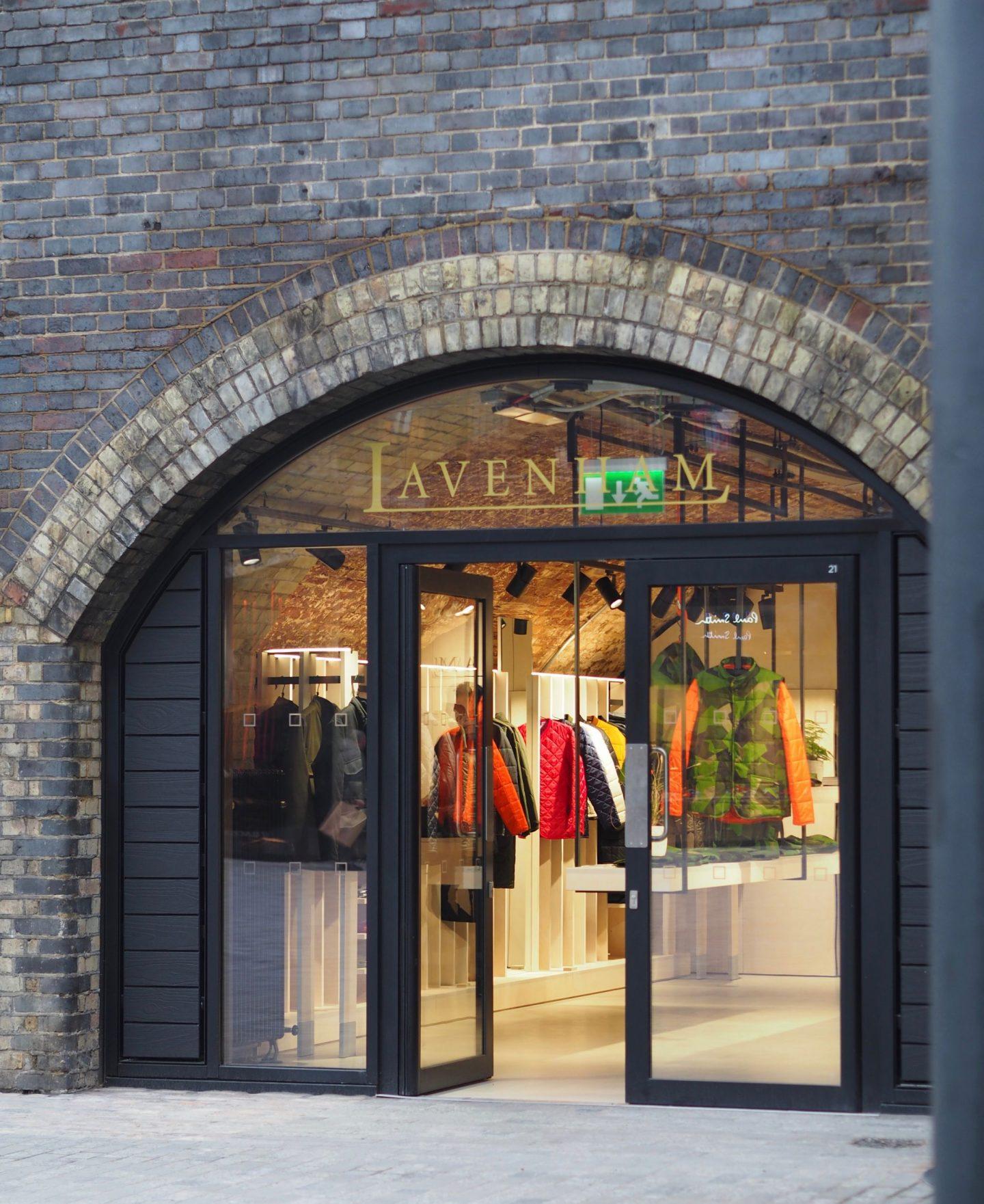 Coal Drops Yard, Lavenham,British Heritage Brand, Mary Middleton for Hello Peagreen