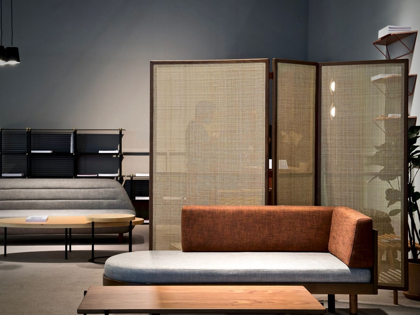 colour and form from Maison & Objet, colour trend, warm palette, rattan, natural materials,  Hello Peagreen