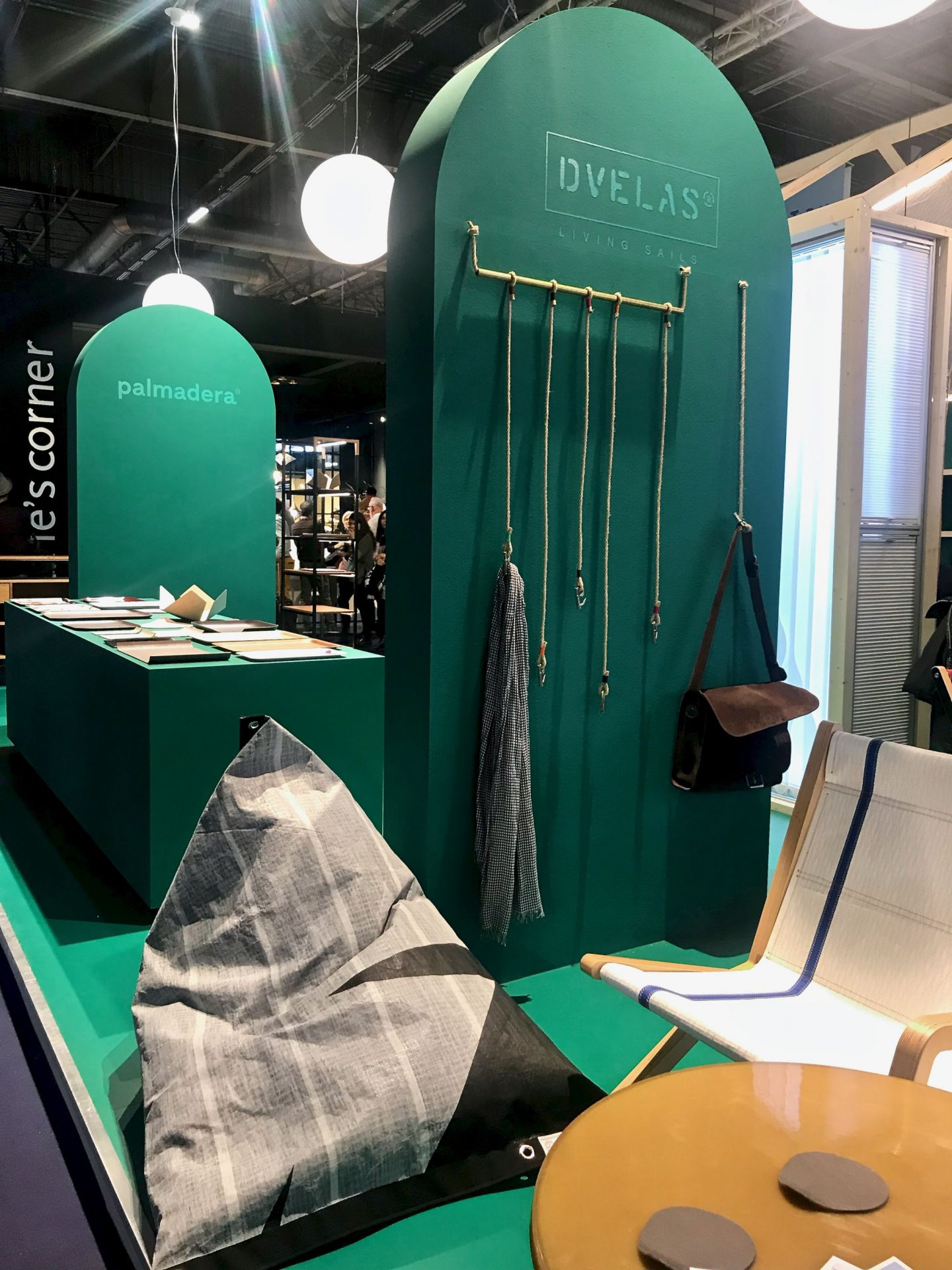 colour and form from Maison & Objet, colour trend, dark green, forest green,  Hello Peagreen