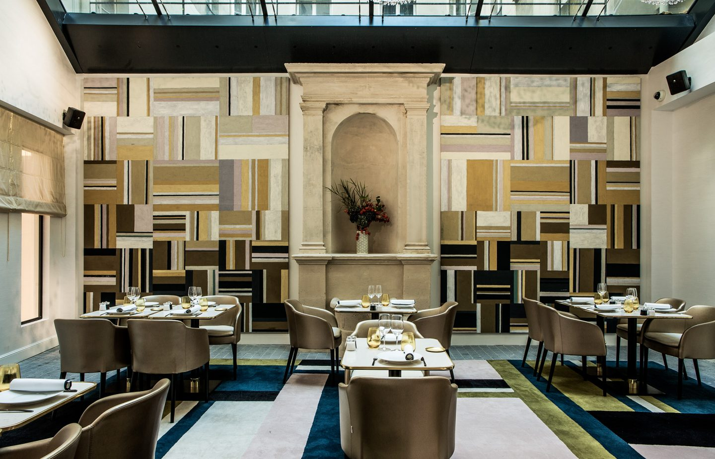 Swoonworthy Paris Hotels for the Design Tourist, Design Tourist, interiors, Fauchon l'Hôtel Paris, Richard Martinet