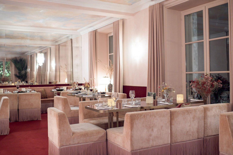 Swoonworthy Paris Hotels for the Design Tourist, Design Tourist, interiors, Hôtel Particulier, Oscar Comtet, Morgane Rousseau