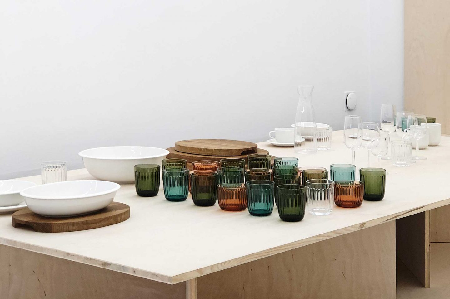 Highlights from Stockholm Design Week, Swedish design, Finnish design, Iittala, Jasper Morrison