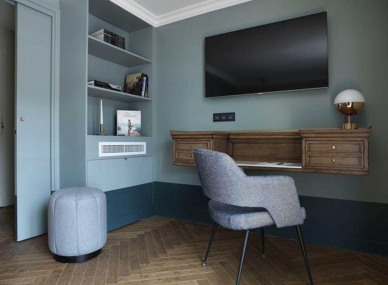 Swoonworthy Paris Hotels for the Design Tourist, Design Tourist, interiors, Hotel Bachaumont, Dorothée Meilichzon