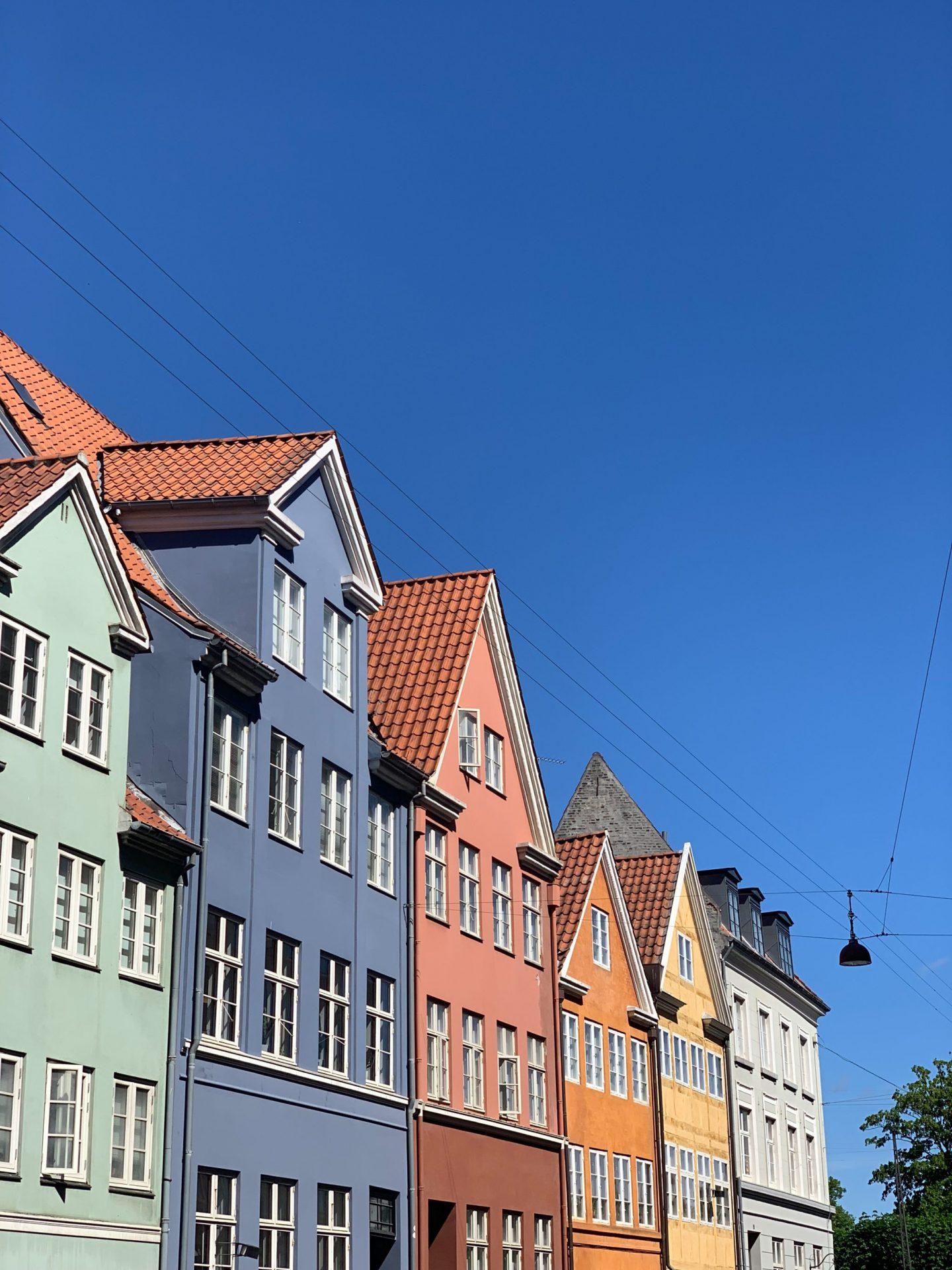 Copenhagen's 3 days of design event, Blue skies, Hello Peagreen