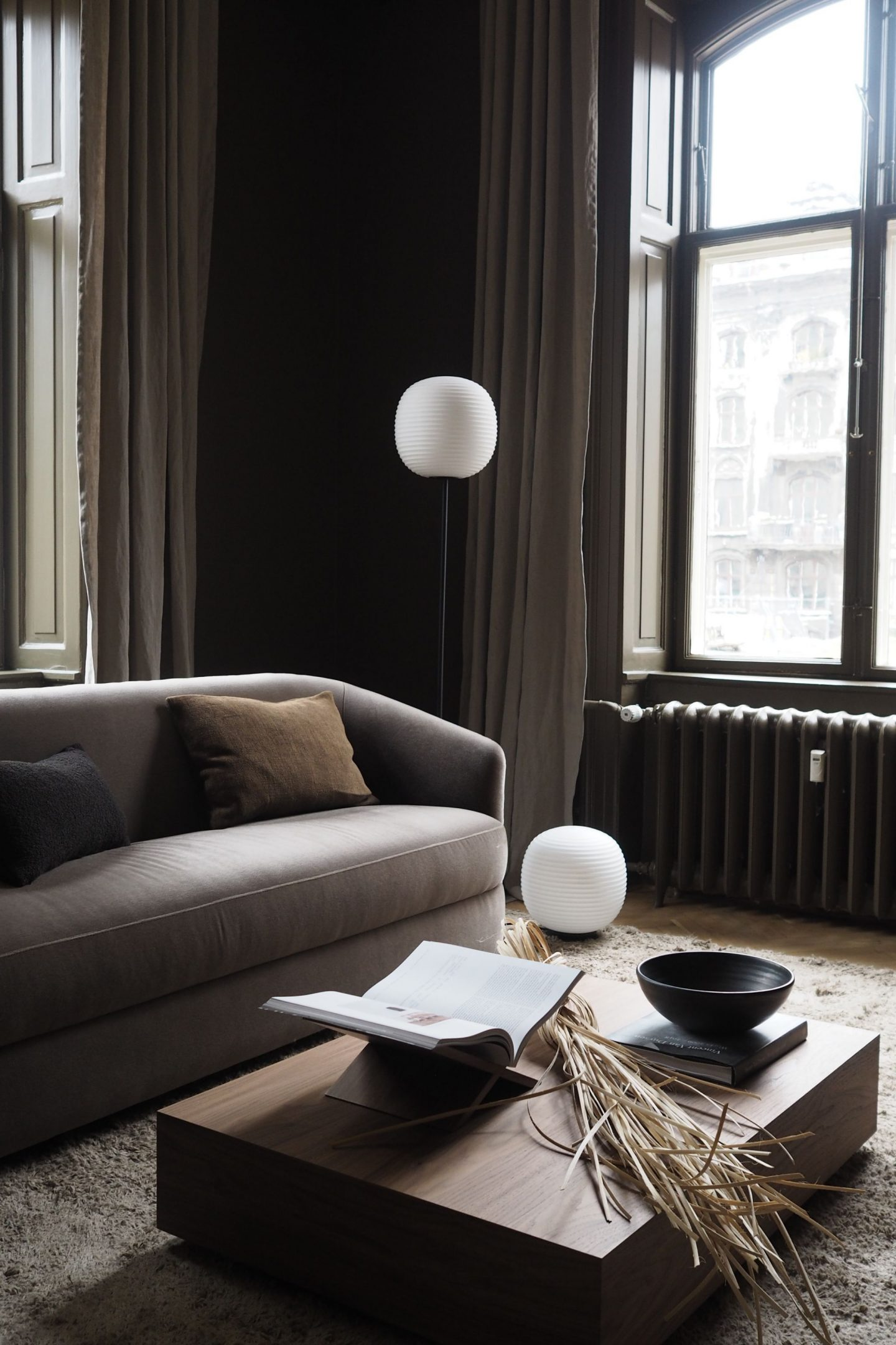 Copenhagen's 3 days of design event, New Works showroom, Lotta Agaton stylist, Hello Peagreen