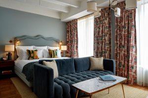 colour confidence, online interior design course, Soho House, White City